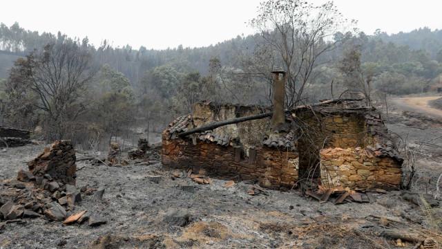 Ferro Rodrigues homenageia vítimas de fogos florestais em Portugal