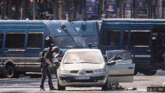 Atacante dos Campos Elísios era conhecido das autoridades