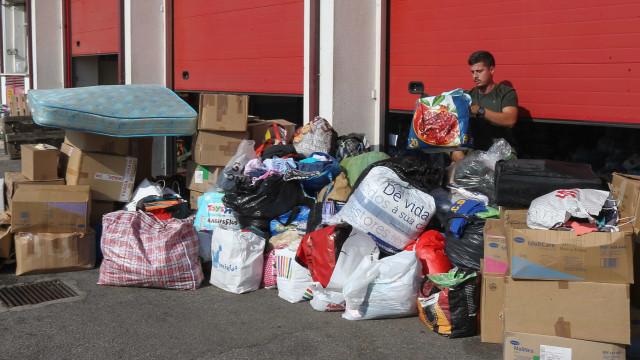 Câmara de Figueiró dos Vinhos apela à suspensão de oferta de roupas