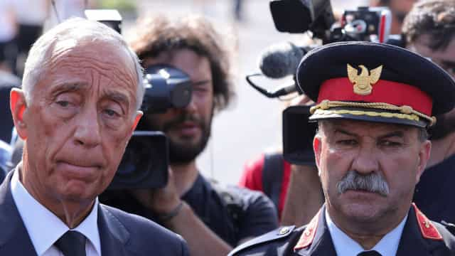 """""""Houve falhas"""" no SIRESP, diz comandante de Castanheira de Pera"""
