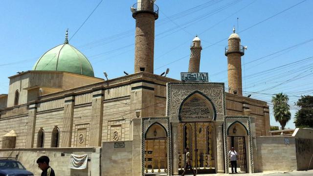 Iraque anuncia controlo da mesquita onde líder do ISIS declarou califado