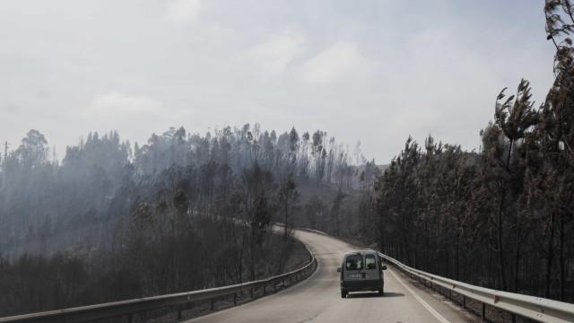 Subiu para 38 o número de vítimas mortais dos incêndios