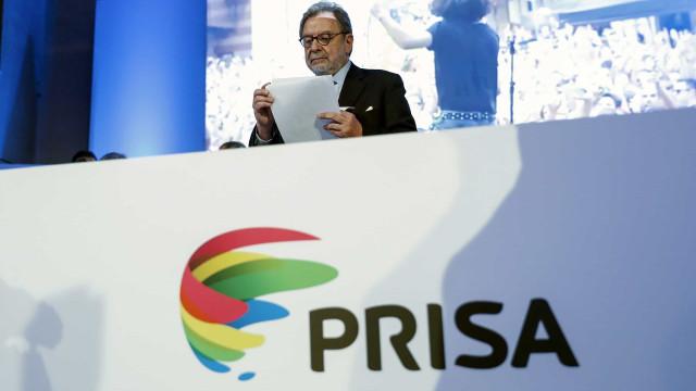 """Media Capital continua à venda mas Prisa """"sem pressa"""" vai analisar opções"""
