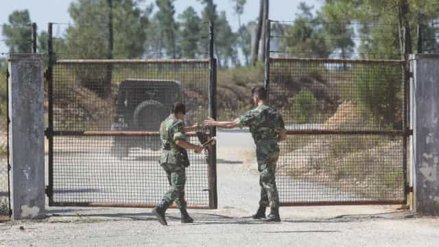 Prisão preventiva para cinco dos novos arguidos no processo de Tancos