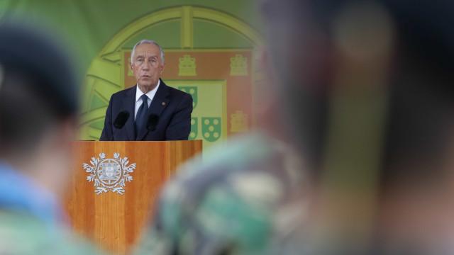 Marcelo preside hoje ao Conselho do Estado e Conselho Superior de Defesa