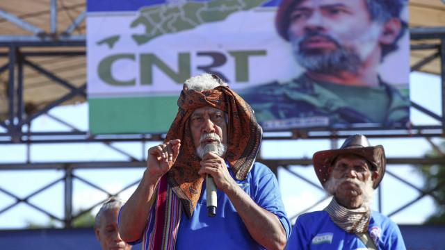 Xanana demite-se do CNRT, defende que partido deve ser oposição timorense