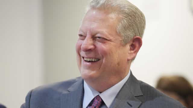 Al Gore e fundador do Reddit marcam presença na Web Summit