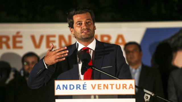 Ventura está a recolher assinaturas para congresso extraordinário do PSD