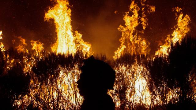 Relatório sobre fogos de outubro é entregue hoje no Parlamento