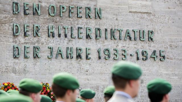 Alemanha homenageia autores do fracassado ataque a Hitler há 75 anos