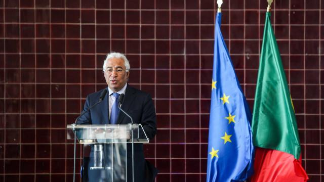 Costa coloca reforma da UEM entre temas centrais da reunião com Macron