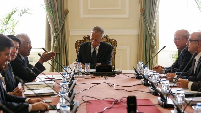 """Conselho de Defesa analisou """"situação política"""" das Forças Armadas"""