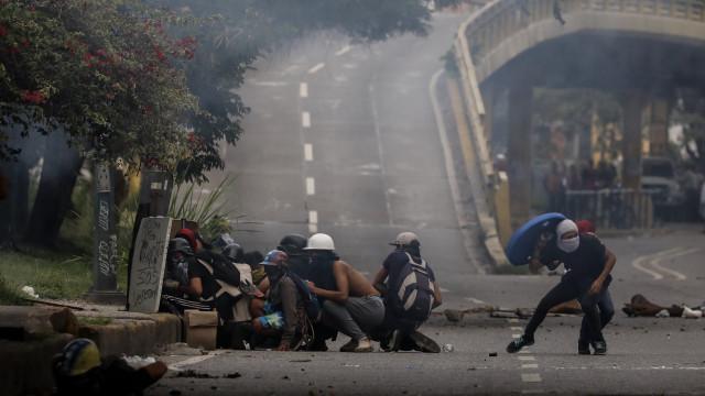 Venezuela bateu recorde de protestos em 2018, diz ONG