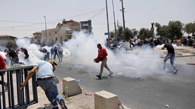 Polícia expulsa imprensa internacional da Esplanada das Mesquitas