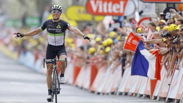 Tour: Boasson Hagen vence 19.ª etapa. Froome segura amarela