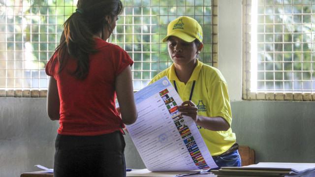 Urnas fecham em Timor-Leste e começa o processo de contagem