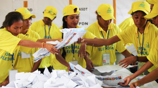 Coligação da oposição timorense apresenta lista de candidatos a deputados