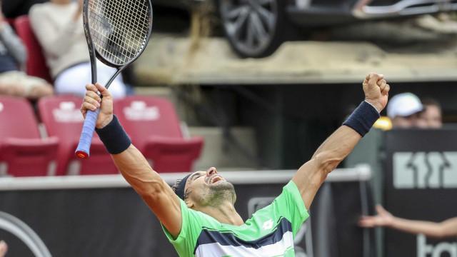 David Ferrer vence torneio de ténis de Bastad