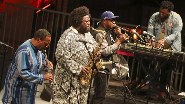 Nova promotora de concertos leva Kamasi Washington a Lisboa e Porto