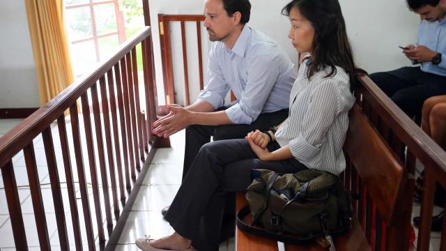 Casal português que fugiu de Timor-Leste chega hoje a Portugal