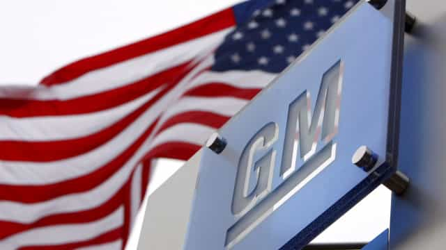 General Motors passa de prejuízos a lucros de 2.238 milhões