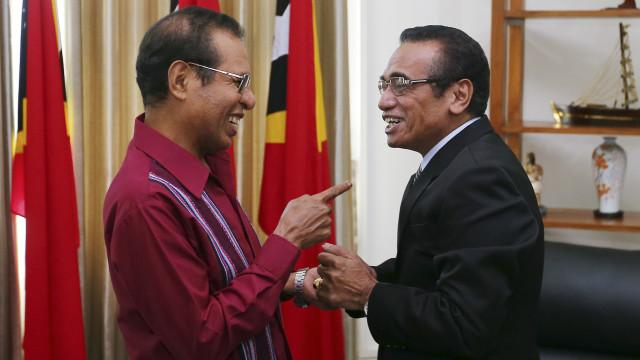 Presidente de Timor-Leste nomeia Taur Matan Ruak como primeiro-ministro