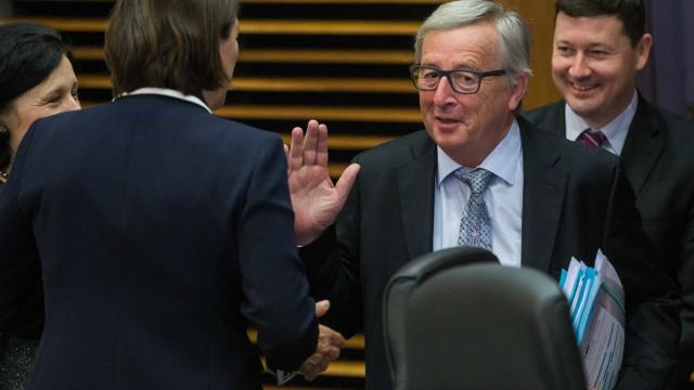 Juncker adverte EUA sobre possível impacto de sanções contra Moscovo
