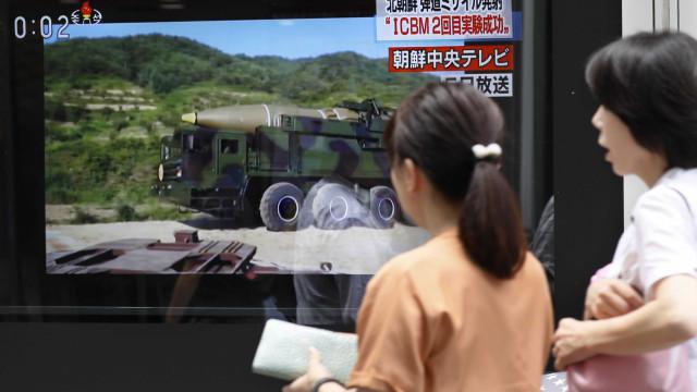 Coreia do Norte terá capacidade de incorporar bomba nuclear em mísseis