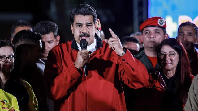 Venezuela: Presidente Maduro rejeita sanções norte-americanas
