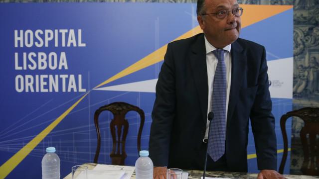 """Manuel Delgado diz que se demitiu por """"grave violação da sua privacidade"""""""