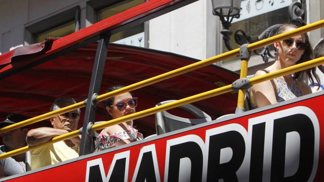 Espanha aproxima-se a passos largos do maior recetor de turistas no mundo