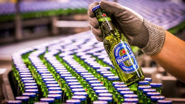 Cervejeira Heineken lança hoje primeira pedra de fábrica em Moçambique
