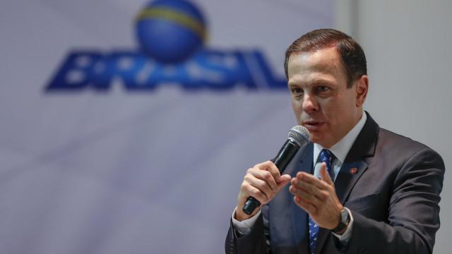 Candidato ao governo de São Paulo vai apoiar Bolsonaro na segunda volta