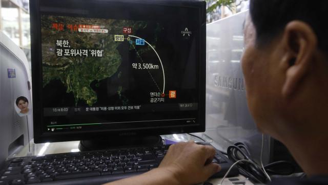 Coreia do Norte diz que plano de ataque vai estar pronto em dias