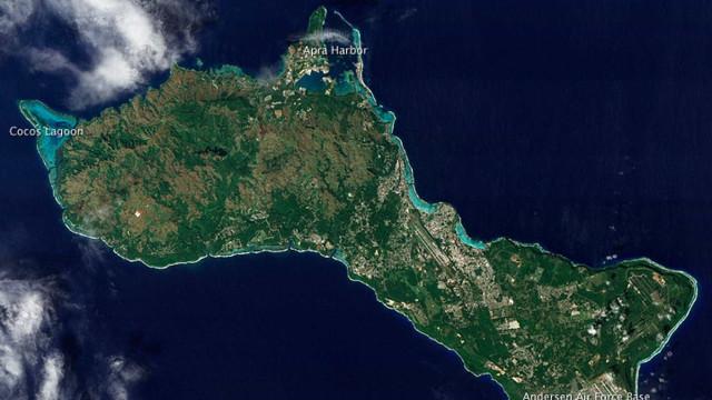 Defesa civil de Guam publica recomendações em caso de ataque com mísseis