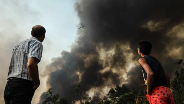 Mira denuncia falha no SIRESP em fogo que afetou 70% do concelho