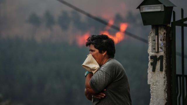Guiné-Bissau solidária com famílias das vítimas dos incêndios em Portugal