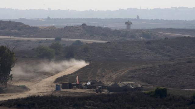 Militares dizem ter destruído túnel entre Gaza e Israel