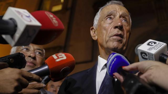 Marcelo faz hoje declaração pelas 20h30 sobre o ataque em Barcelona