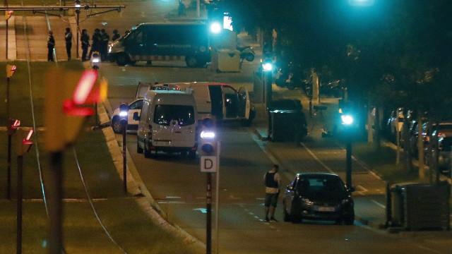 """""""Não há registo de portugueses entre as vítimas"""" do ataque em Barcelona"""