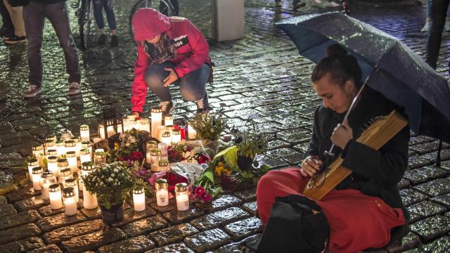 Polícia abre inquérito por ataque terrorista na Finlândia