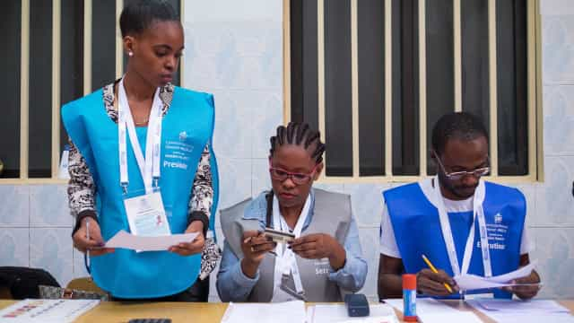 Encerrado processo de votação das eleições gerais angolanas