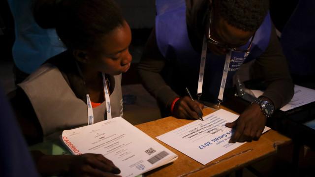 Angola acorda ansiosa à espera de resultados das eleições gerais