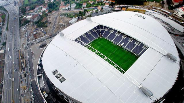 FC Porto vence Sporting de Espinho em jogo de preparação