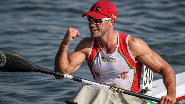 Fernando Pimenta conquista prata em K1 500 nos Jogos do Mediterrâneo