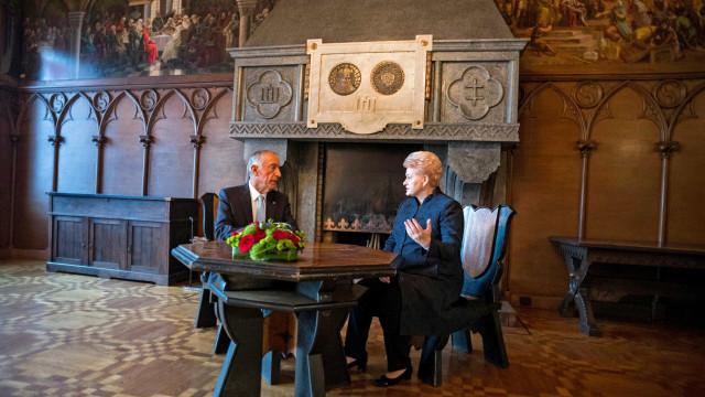 Presidente lituana alerta para mísseis russos que podem atingir Lisboa