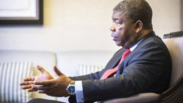 Novo Presidente de Angola toma posse com crescimento mais baixo da década