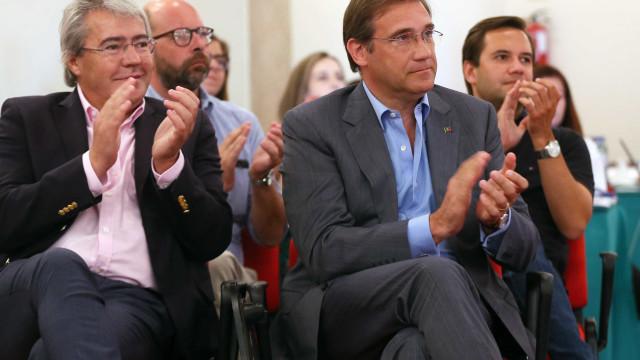 Passos encerra hoje a Universidade de Verão marcada por Cavaco e Rangel