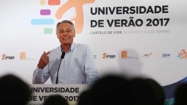Dois aspirantes a primeiro-ministro na Universidade de Verão do PSD