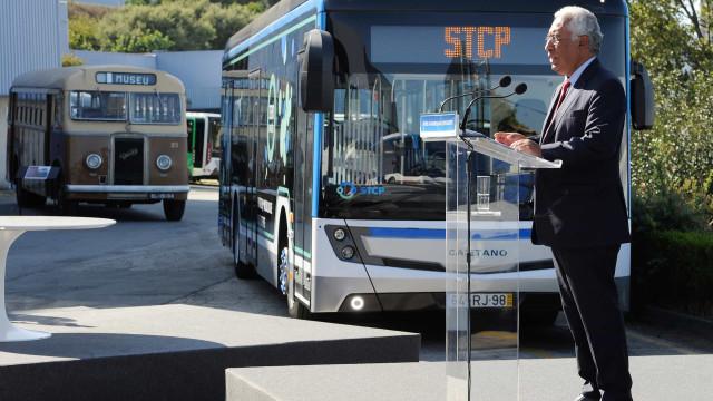 """STCP investe 92 milhões na compra de 188 veículos """"ecológicos"""""""